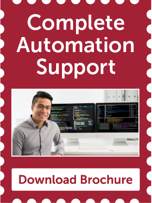 Complete Automation Support Brochure Download